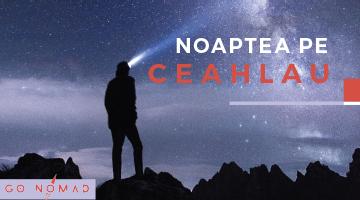 Noaptea pe Ceahlau